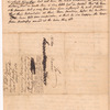 Letter to Isaac Barré