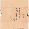 Letter from Samuel Cooper to William Cooper