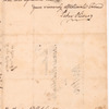 Letter from Peter Oliver to Thomas Hutchinson
