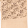 Letter to Thomas Hutchinson