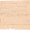 Letter to Stephan Sayre