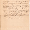 Message from the Massachusetts House of Representatives to Governor Thomas Hutchinson concerning the loans of arms students of Harvard