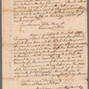 Transcript of speech by Governor Thomas Hutchinson of Massachusetts