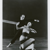 Martha Graham and David Wood in Acrobats of God, no. 7