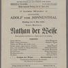 Nathan der Weise: dramatisches gedicht in 5 akten