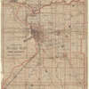 Road map of Erie County and part of Niagara County, N. Y.