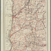 Colton's road map of the counties of Putnam & Dutchess, New York