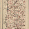Road map of the counties of Putnam & Dutchess, New York