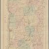Map of Duchess County, New York