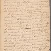 Letter from Thomas Mifflin