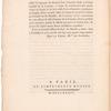 Arrêt du Conseil d'État du Roi, qui supprime le privilège exclusif de la traite des Noirs à Gorée: & dépendances, & accorde en dédommagement, pour le terme & espace de neuf années, à commencer du 1er Juillet prochain, aux concessionnaires, intéressés & administrateurs de la Compagnie de la Guyane françoise, celui de la traite de la Gomme seulement, dans la rivière du Sénégal & dépendances : du 11 Janvier 1784 : Extrait des Registres du Conseil d'État