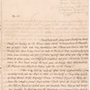 """Letter to """"My Lord,"""" Jan. 19, 1762"""