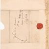 Letter to Rev. Henry Foster Burder, December 4, 1808