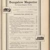 Bungalow magazine, Vol. 5, no. 8