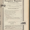 Bungalow magazine, Vol. 5, no. 12