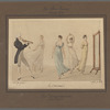Josephine Butler collection of dance prints from Le bon genre