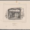 La sylphide, Acte 1r: décoration de Ciceri
