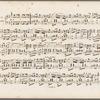 2 quadrilles brillants sur des motifs du 2e acte de Lady Henriette