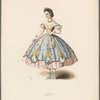 Costume prints published by Martinet