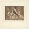 Fragment du Printemps de Botticelli