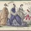 The Fashions: Expressly designed and prepared for the Englishwoman's Domestic Magazine