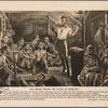 Nat Turner urging the slaves to rebellion