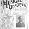 Musical observer, Vol. 4, no. 7