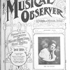 Musical observer, Vol. 4, no. 8