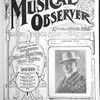 Musical observer, Vol. 6, no. 1
