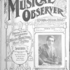 Musical observer, Vol. 6, no. 3