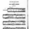La Musique populaire, Vol. 1, no. 1