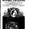 La Musique populaire, Vol. 1, no. 11