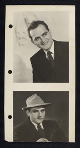 Billy Rose Theatre Collection photograph file