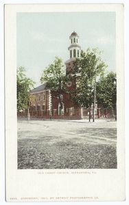 Old Christ Church, Alexandria, Va.