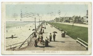 Boardwalk, Ocean Grove, N. J.