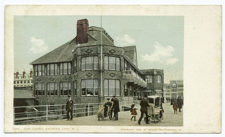 The Casino, Atlantic City, N. J.