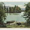 Tea Island from Caldwell Shore, Lake George, N. Y.