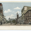 State Street and Capitol, Albany, N. Y.
