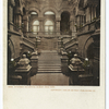 State Capitol, A Stairway, Albany, N. Y.
