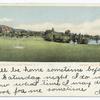 Grounds at Silver Bay, Lake George, N. Y.