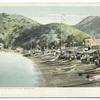 The Beach, Avalon, Santa Catalina, Calif.