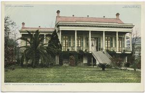 Old Plantation Villa, St. Charles Street, New Orleans, La.