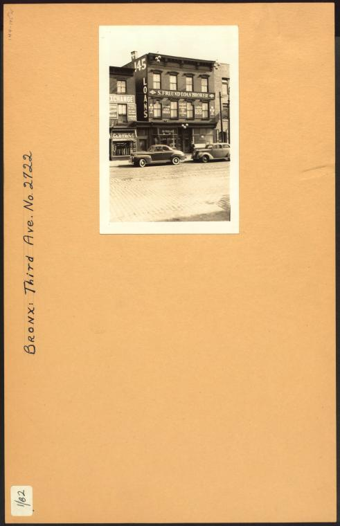 Bronx: 3rd Avenue - 144th Street (East)