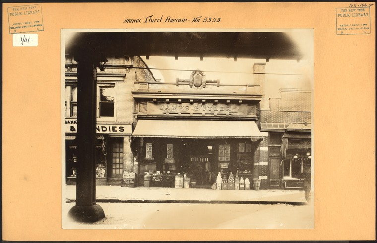 Bronx: 3rd Avenue - 165th Street (East)