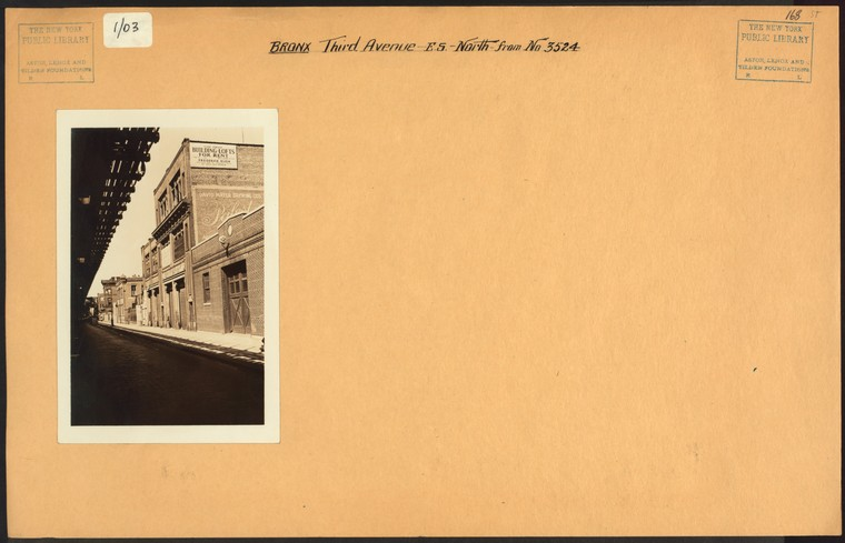 Bronx: 3rd Avenue - 168th Street (East)
