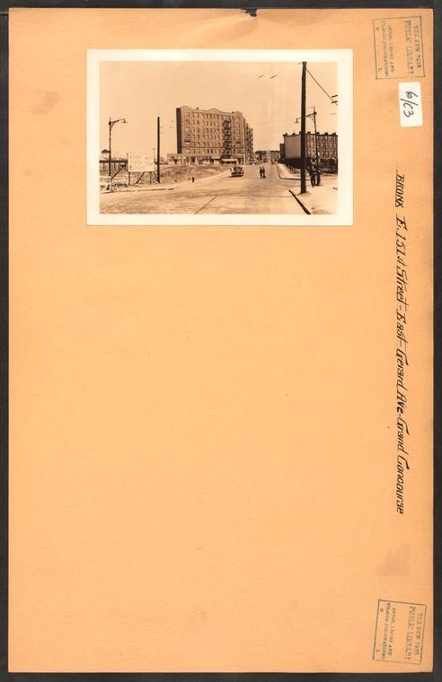 Bronx: 151st Street (East) - Gerard Avenue