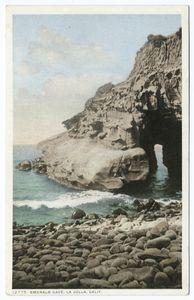 Emerald Cave, La Jolla, Calif.