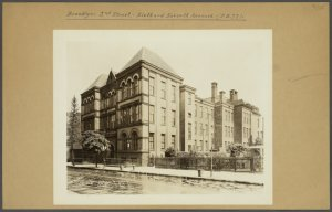 Brooklyn: 2nd Street - 6th Avenue