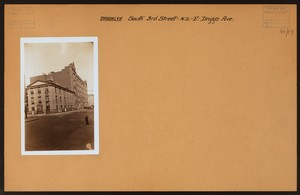 Brooklyn: 3rd Street (South) - Driggs Avenue