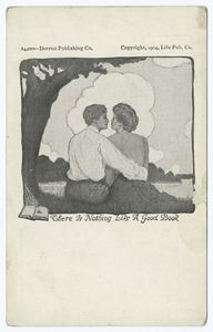 There is nothing like a Good B... Digital ID: 70344. New York Public Library